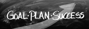 Goal, plan, success